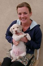 New-puppy-Miles