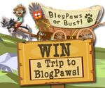 Blogpaws-west-or-bust