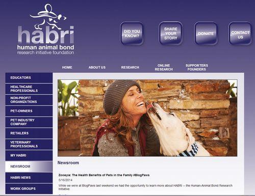 HABRI homepage