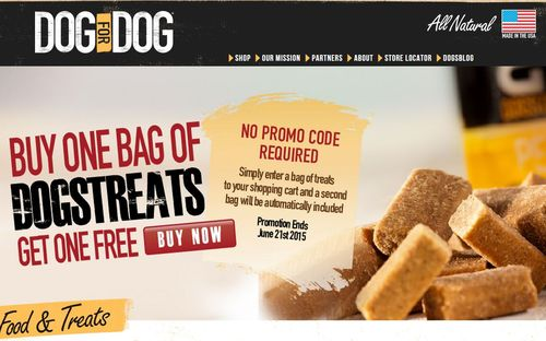 DogforDog get one free