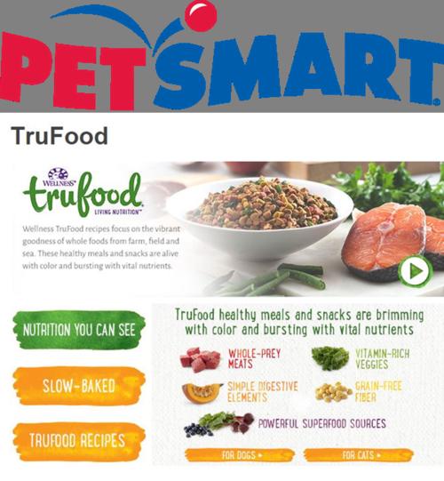 PetSmart TruFood Healthy Nutrition