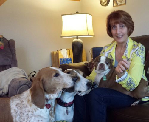 Collins-DiVita-Yvonne-with3dogs