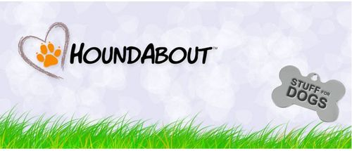 Houndabout stuff for dogs