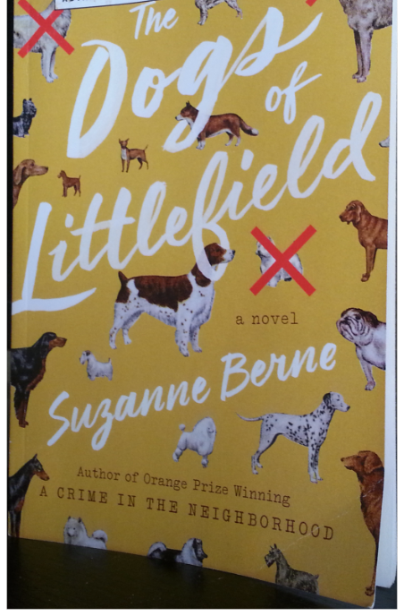 Dogs of Littlefield Book cover