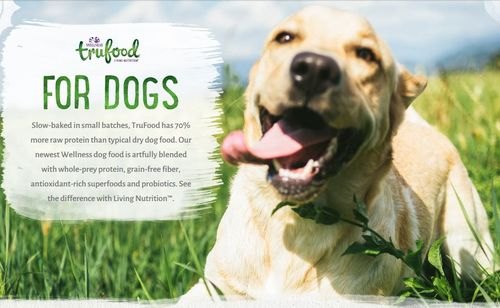 TruFood for Dogs