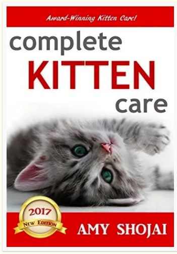 Complete kitten care Amy Shojai
