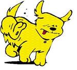 Fleas_scratching_dog